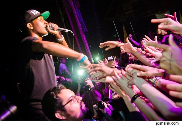 A$AP Rocky @ SXSW 2012