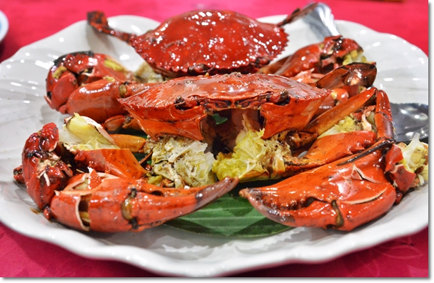 A Crabby Affair @ Crab House