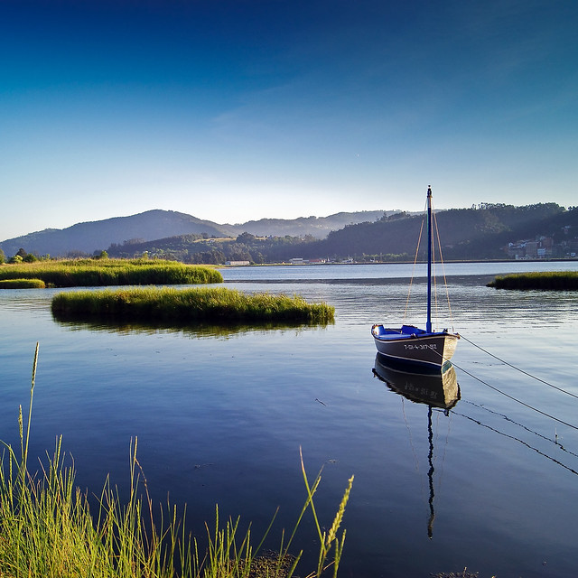 The boat / La barquita