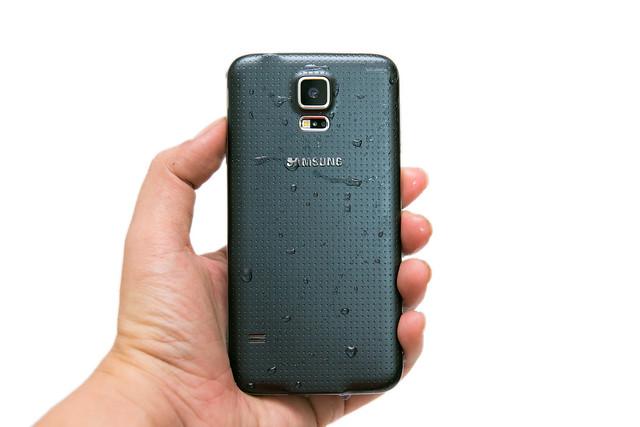 更貼近用戶! Samsung GALAXY S5 實測分享 @3C 達人廖阿輝