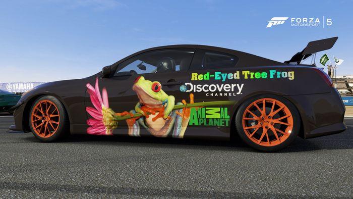 Forza 3 nude designs
