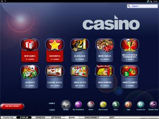 Casino UK Casino Lobby