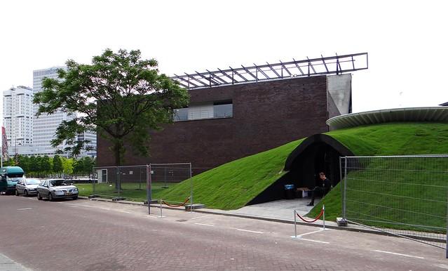 Yourtopia paviljoen Nieuw Instituut