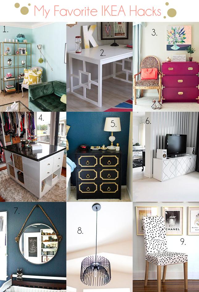 For Chic Sake Campaign Dresser IKEA Rast Hack 4. XO, Jordan IKEA Expedit  Hack U2013 Closet Island