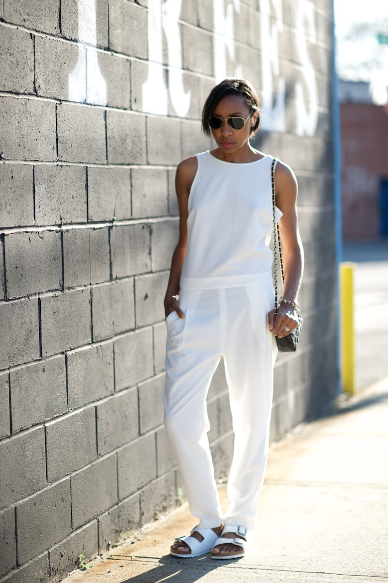 10 Ways to Wear a White Blazer | Lauren Messiah