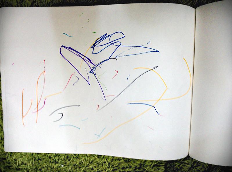 27幼兒蠟筆MUJI色筆