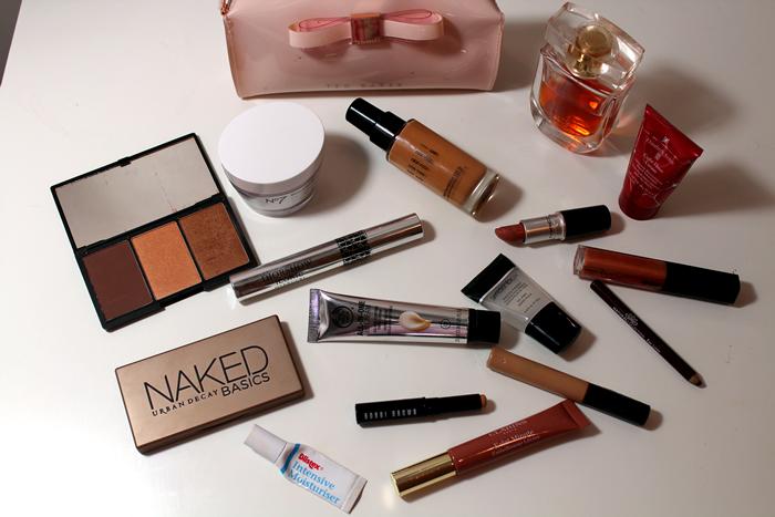 Makeup bag 1