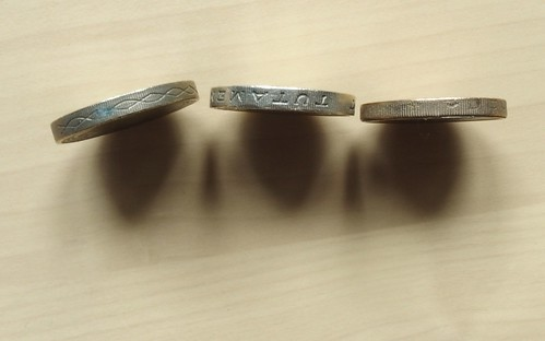 coins including fake