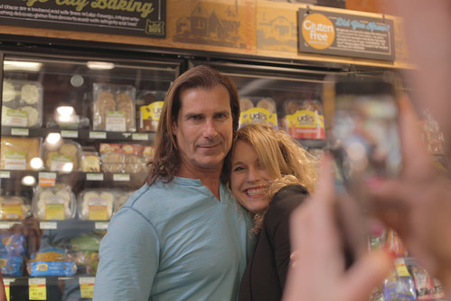 Fabio meets and greets