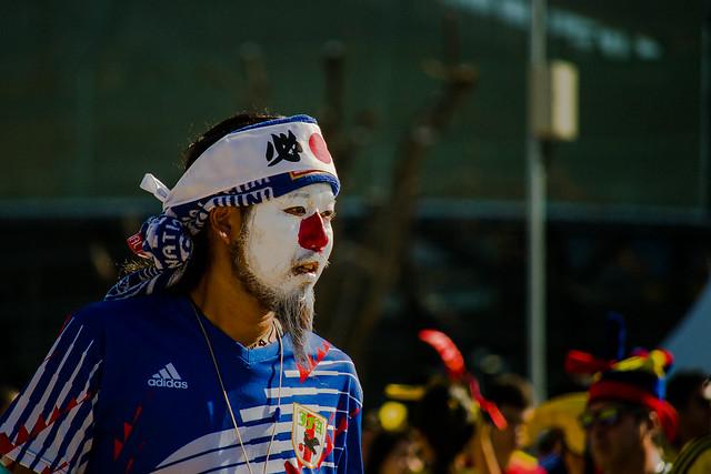 亞洲人都不會踢球嗎?世界盃讓亞洲足球蒙羞