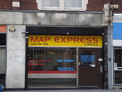 Picture of Map Express Cargo (CLOSED), 308 High Street
