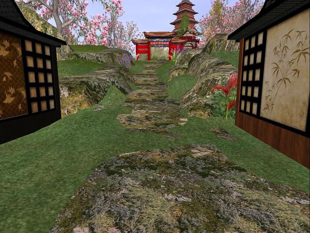 Asian Victorian Gardens -  Enter the Gardens