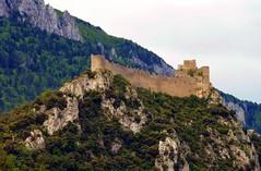 Chateau de Puilaurens - Photo of Counozouls