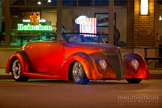 1939 Ford Coupe Custom