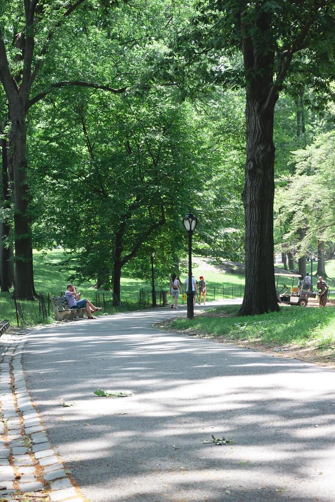 {scenes from central park, 2} via chevrons & éclairs