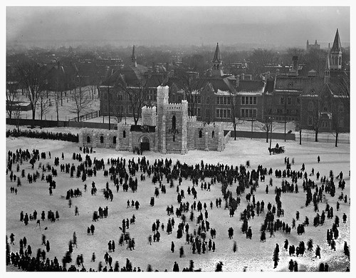Early 1900s - Ottawa Winter Carnival and Ice Palace