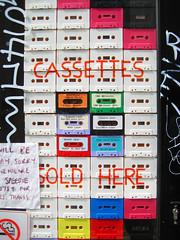 Cassettes Sold Here