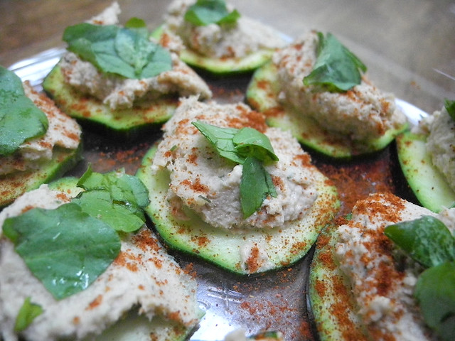 Salmon-Zucchini Appetizers | Flickr - Photo Sharing!