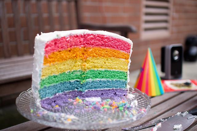 Pride Cake Flickr Photo Sharing