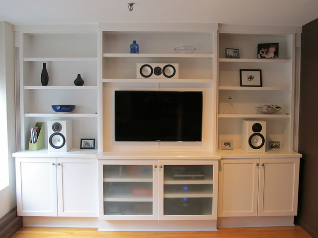 Built Wall Unit Designs Bedroom Furniture Design