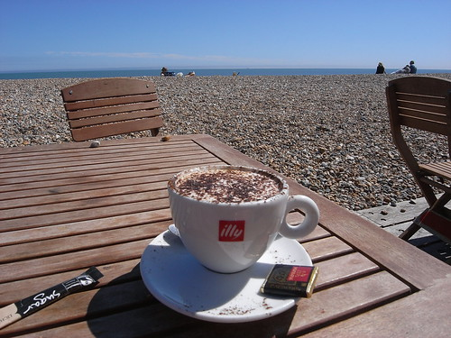 Cappuccino at Coast
