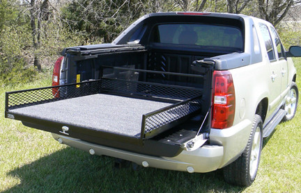 Avalanche Camper Shell