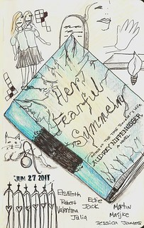 6-27-11 art journal