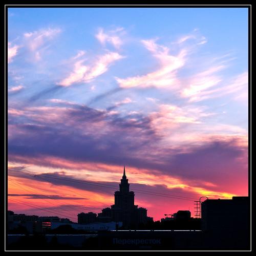 travel sunset silhouette russia 夕陽 vilnius kaliningrad 剪影 立陶宛 俄羅斯 nikond90 nikkor2470mm 維爾紐斯 maymargy 加里寧格勒