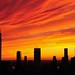 Fire sky by rtowsky