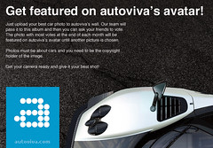 Autoviva Avatar Contest on Facebook - Description by Autoviva.com