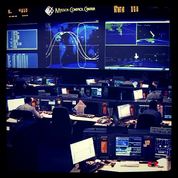 Mission Control Center Logo (page 2) - Pics about space