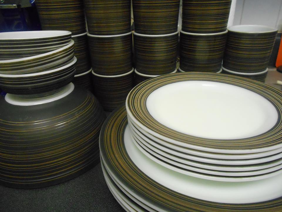 terra dishes