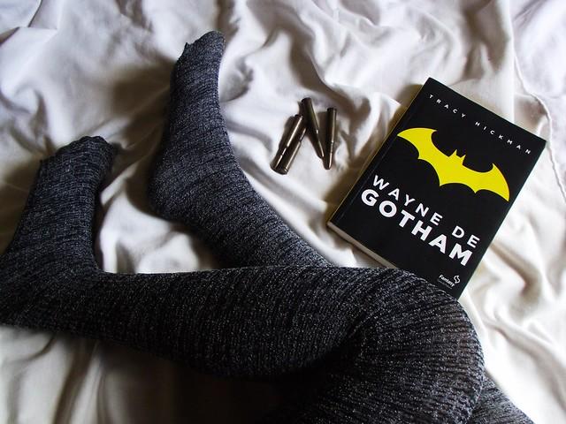 Livro 4 : Wayne de Gotham