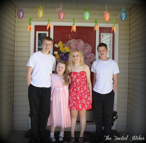 The Kids _ Easter 2014