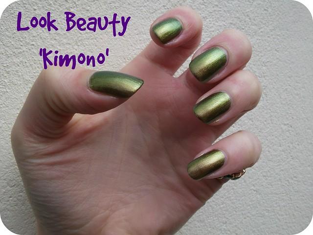 NOTD Look Beauty Kimono Nail Pop