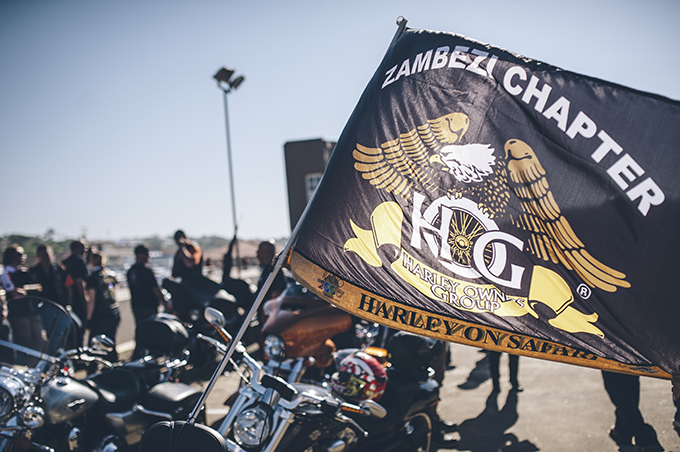 Harley Davidson Desmond Louw South Africa 0515