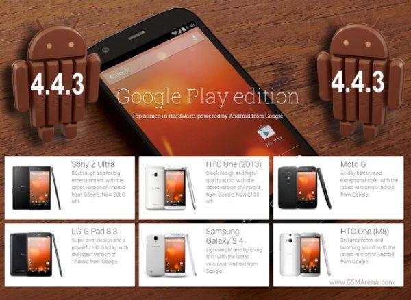 Android 4.4.3 для Nexus