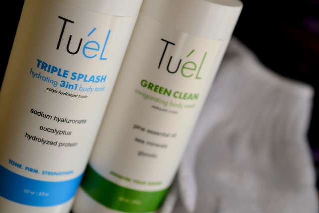 Tu'eL skincare products