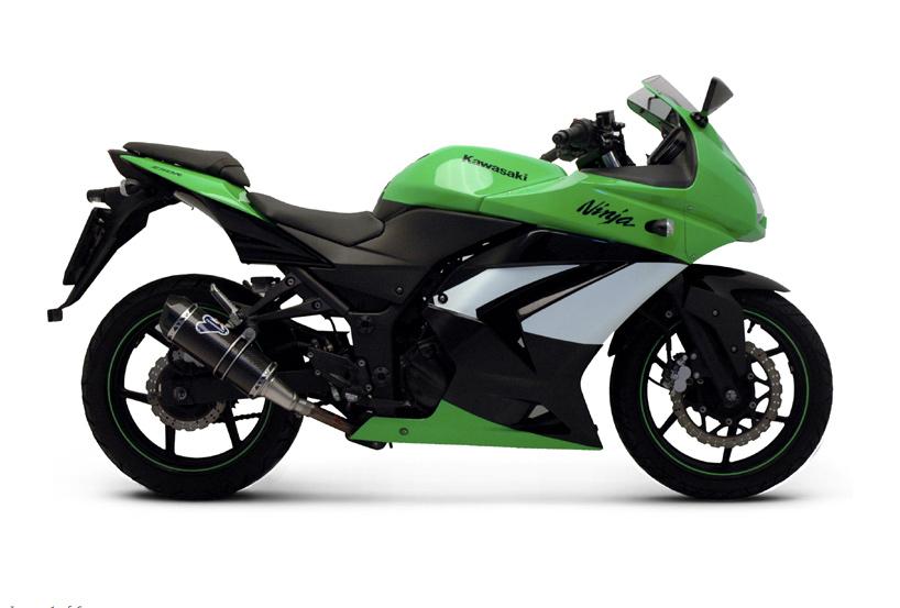 Motoridingru Kawasakimotogpbimota глушитель Termignoni для