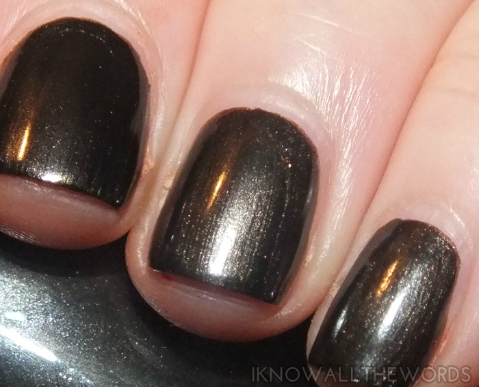 ford mustang by opi collection swatches - queen of the road (2)