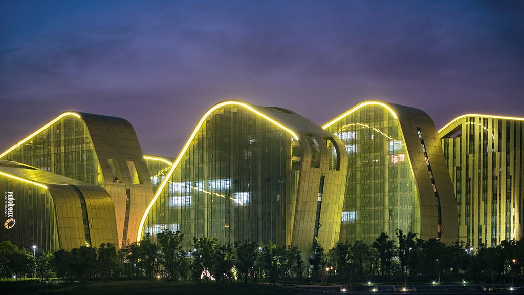 Hangzhou china page 24 skyscrapercity - Hangzhou congress center ...