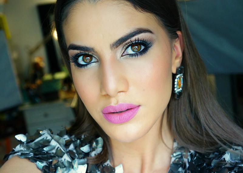 Muito Super Vaidosa Sophisticated makeup using Natura Una! - Super Vaidosa YN66