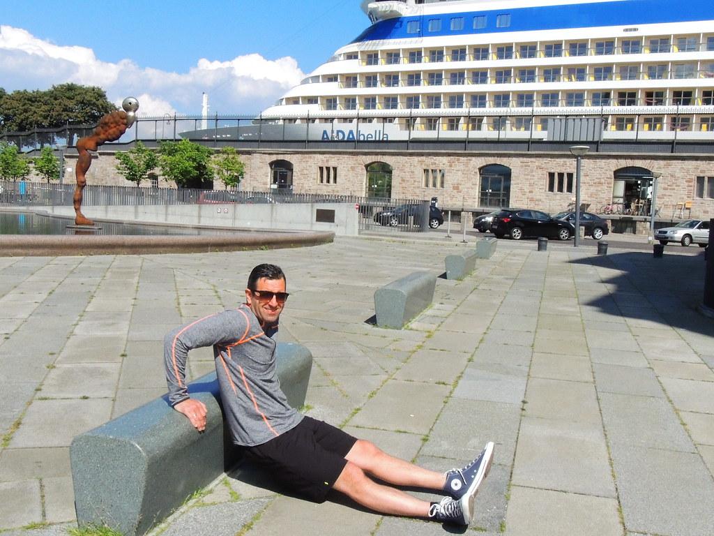 Wearing SODO in Copenhagen