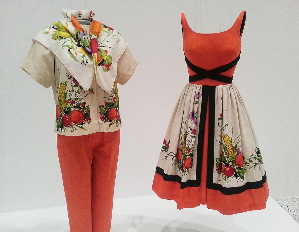 California Design - Fashion design by Irene Saltern