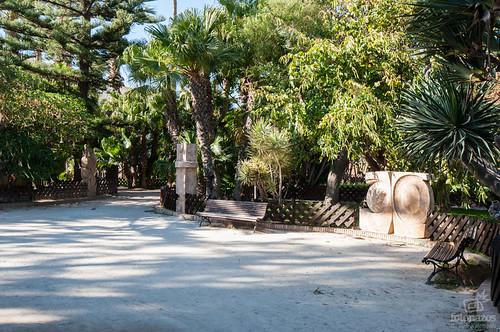 El Parque Botánico El Majuelo en Almuñécar