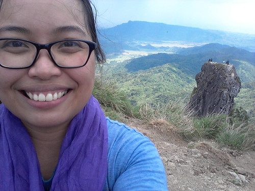 Mt. Pico de Loro climb with Travel Factor