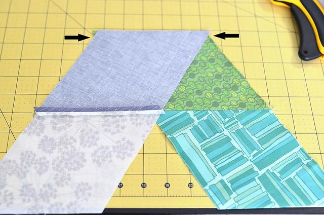 verdant quilt tutorial
