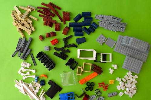 Brick sorting