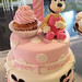 Minnie Mouse 1st birthday cake - <span>©CupCakeBite</span>