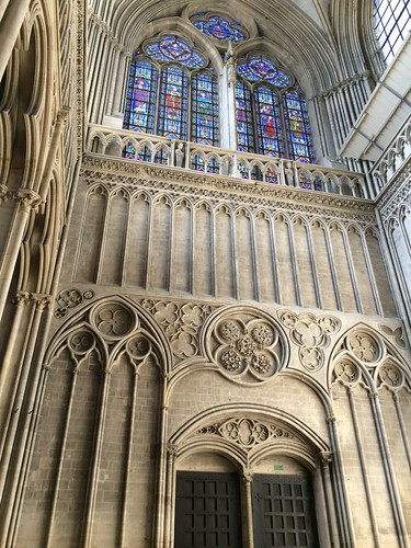 Bayeux Tapestry and Cathedral - 19